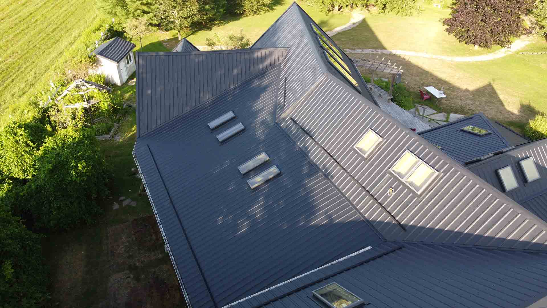 Winter-Proof Your Home With a Metal Roof