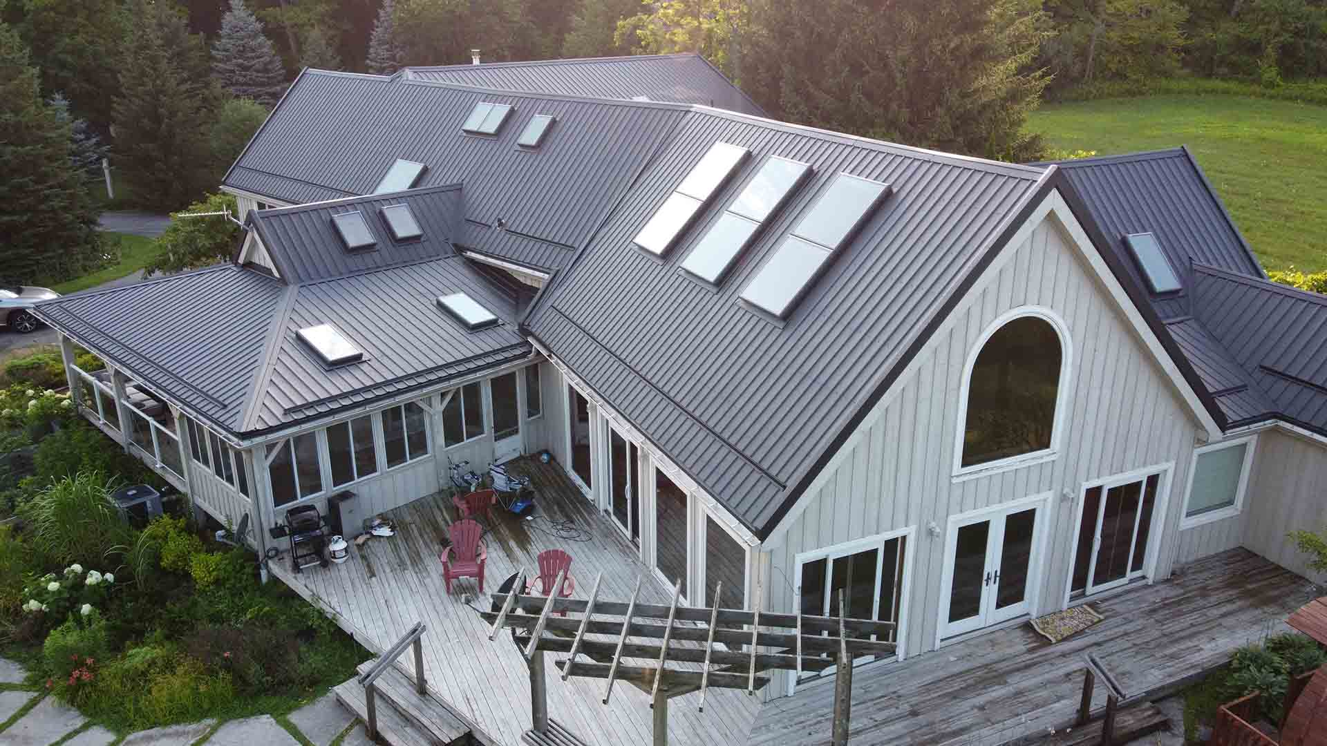 Popular Roofing Styles