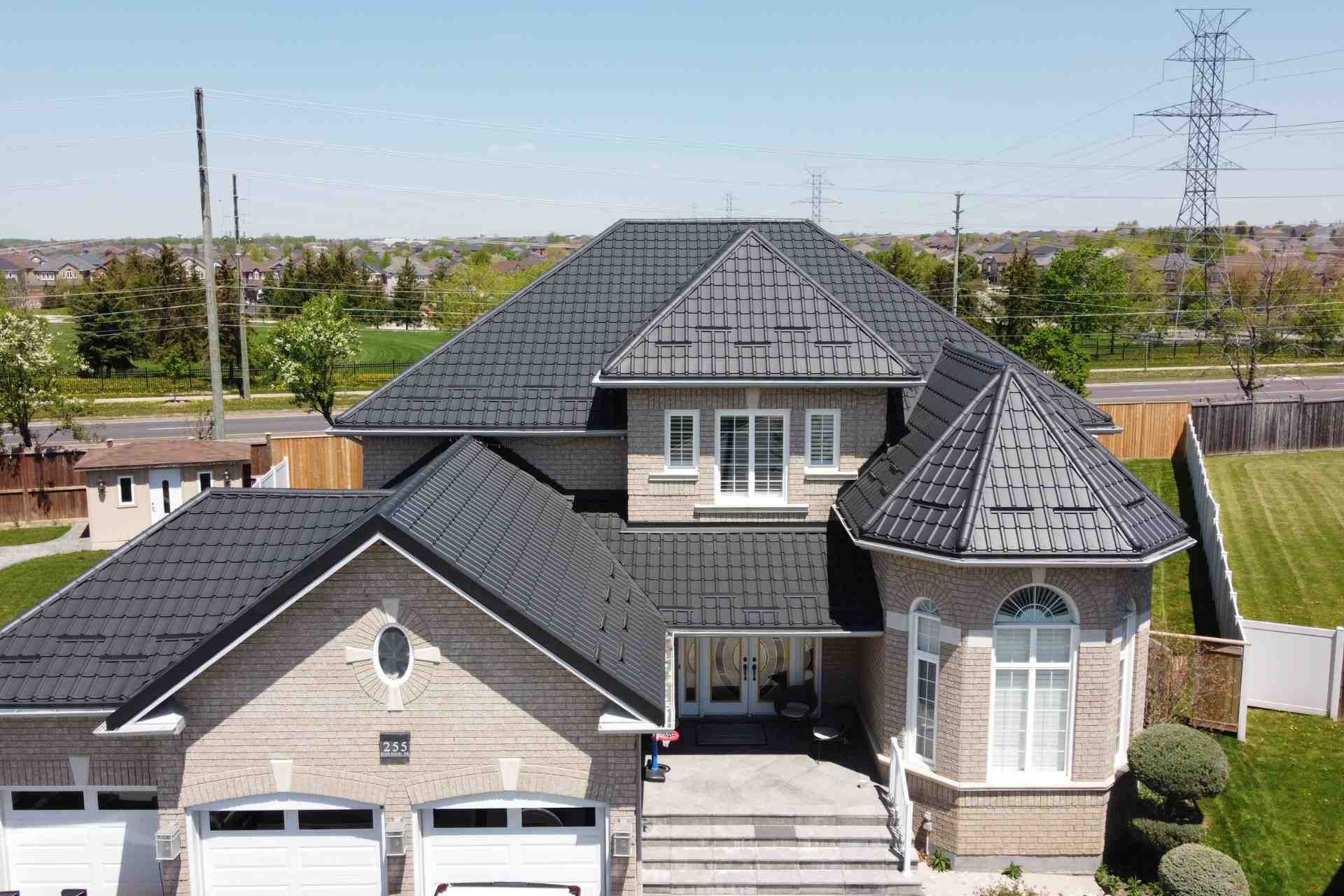 Environmental Advantages of Metal and Steel Roof