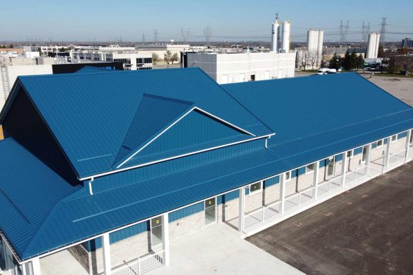 Commercial Metal Roofing Brantford