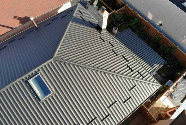 What Are the Steps to Installing a Metal Roofing?