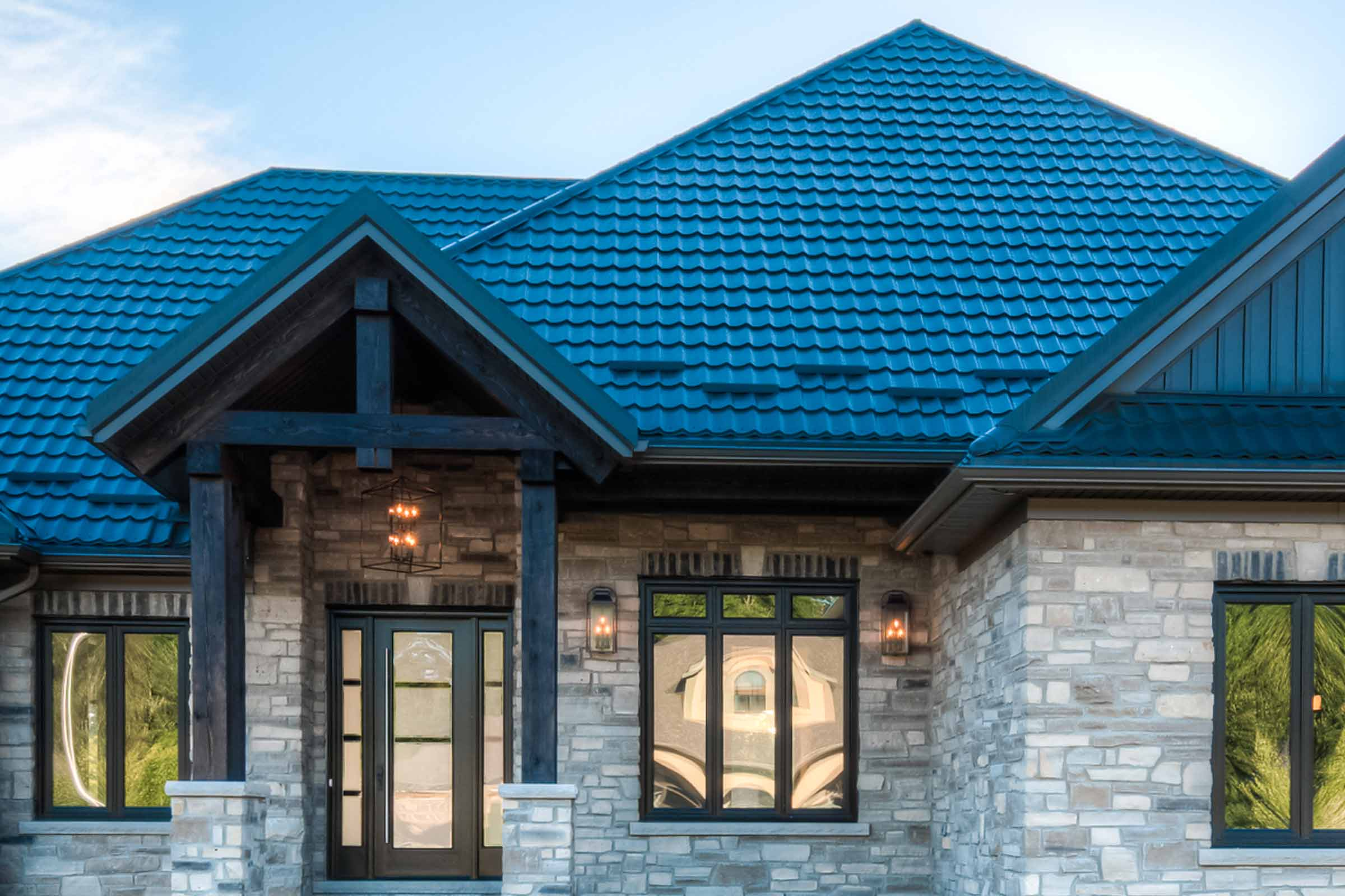 Residential Metal Roofing Exeter