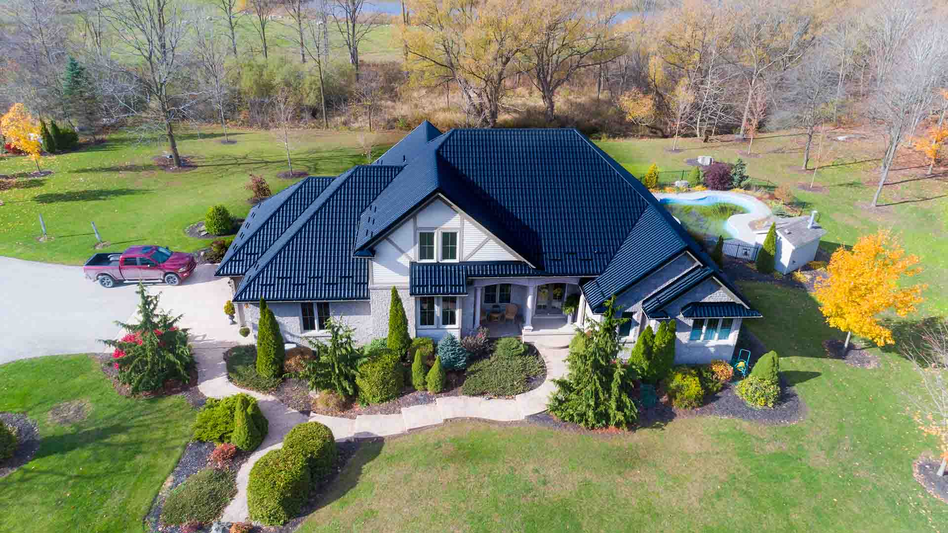What are the 5 most common types of roofing?